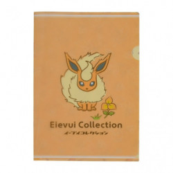 Clear File Flareon Eievui Collection
