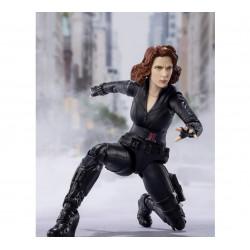 Figure Black Widow Avengers S.H.Figuarts