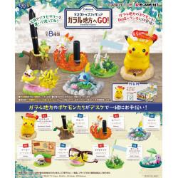 Figures Box Pokémon Go to Galar DesQ