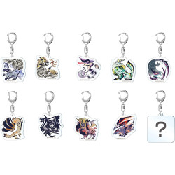 Porte-clés Monster Hunter Rise Collection Vol.3