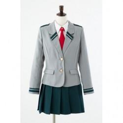 Cosplay Yuei High School Girl Winter Uniform S My Hero Academia