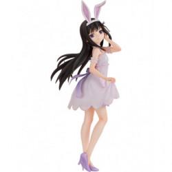 Figure Homura Akemi Rabbit Ears Ver. Puella Magi Madoka Magica The Movie Rebellion