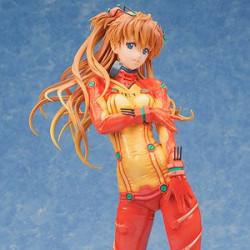 Figurine Asuka Langley Test Plug Suit Ver. Evangelion