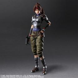 Figure Jessie Final Fantasy VII Remake PLAY ARTS