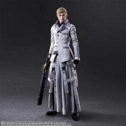 Figure Rufus Shinra Final Fantasy VII Remake PLAY ARTS