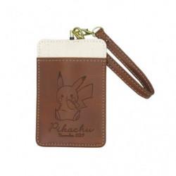 Badge Name Tag 2WAY Pikachu number025