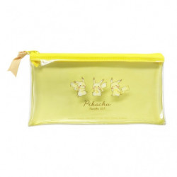 Pencil Case Yellow Pikachu number025