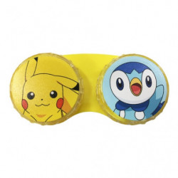 Contact Lens Case Pikachu Piplup