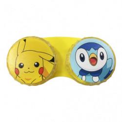 Étui à lentilles de contact Pikachu Tiplouf