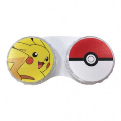 Contact Lens Case Pikachu Monster Ball