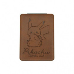 Mirroir 2WAY Pikachu Pikachu number025