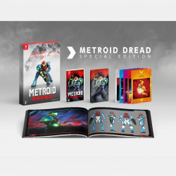 Game Metroid Dread Special Edition