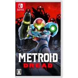 Game Metroid Dread Switch