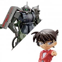 Figurine ENTRY GRADE Conan Edogawa Char's Zaku II