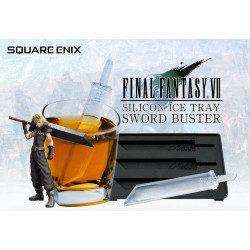 Buster Sword Silicone Ice Tray FINAL FANTASY VII REMAKE