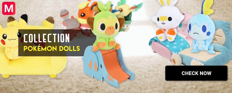 Pokémon Dolls