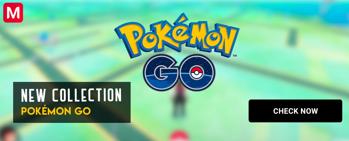 Pokémon GO de Pokémon Center