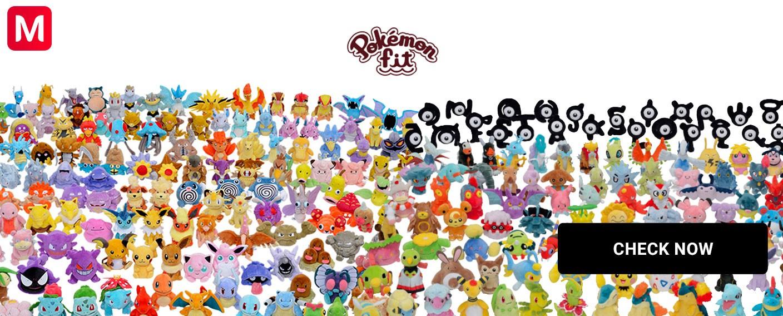 Pokémon Fit Collection