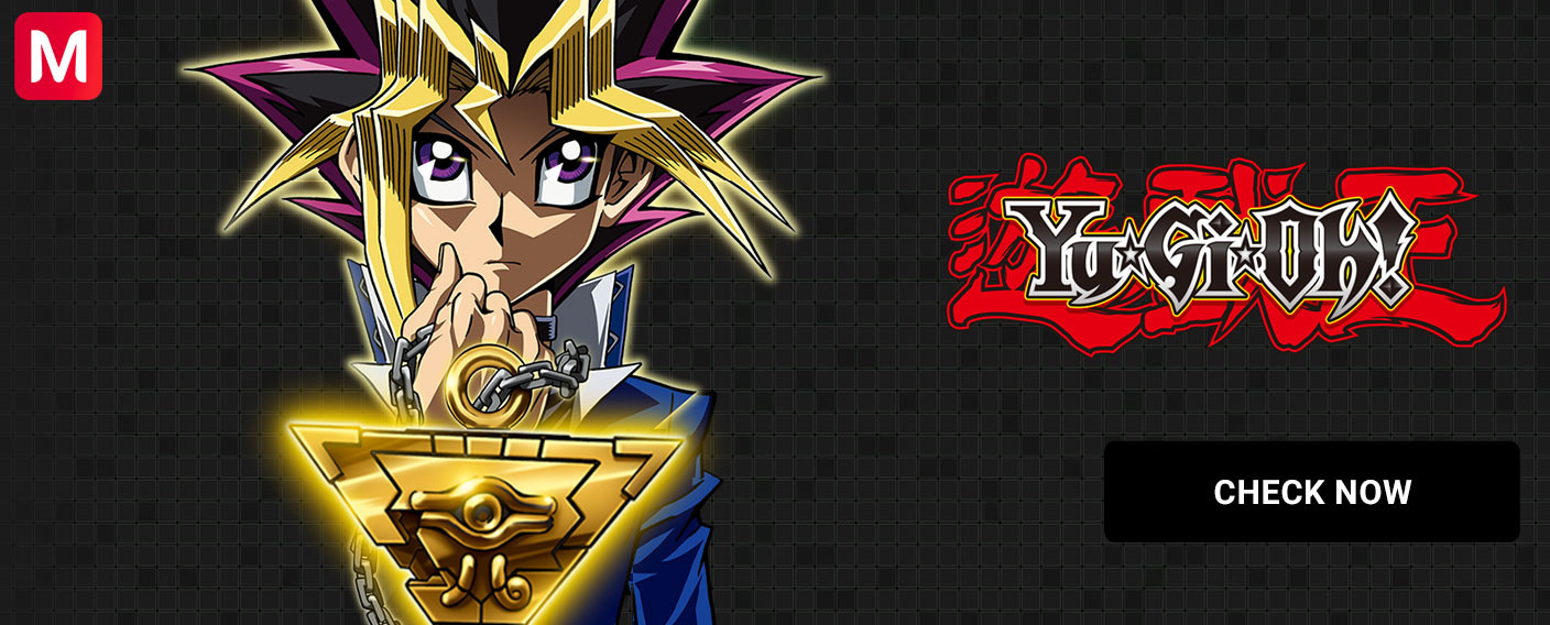 Booster Box, Sleeves, Collector Items from Yu-Gi-Oh!