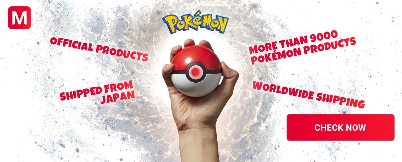 Pokémon Center - Pokémon Official Products
