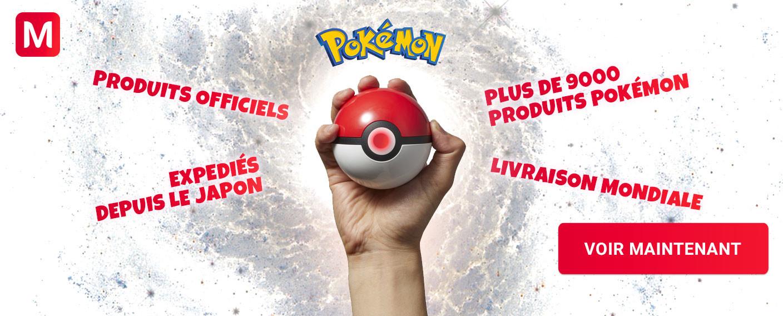 Pokémon Center - Pokémon Produits Officiels