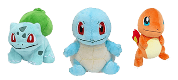 plush pokemon